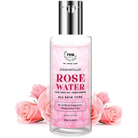 Rosewater Face Wash