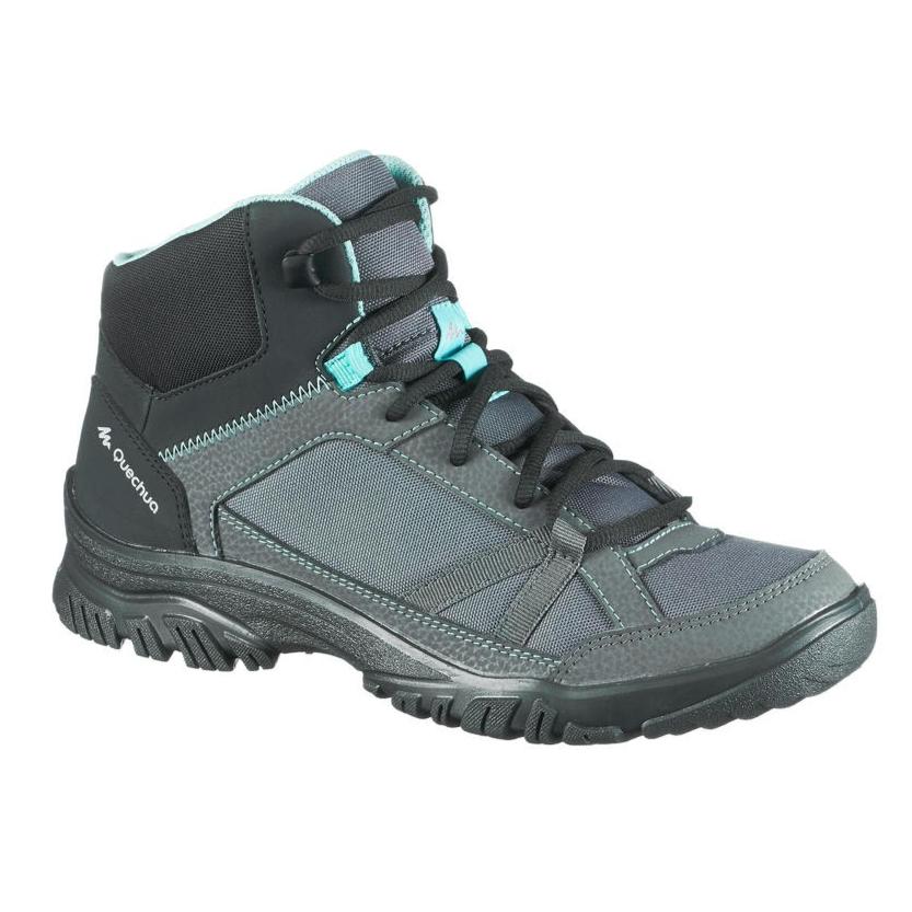 Buy Women's Hiking Shoes Online | NH100 Women's Hiking Shoes Quechua