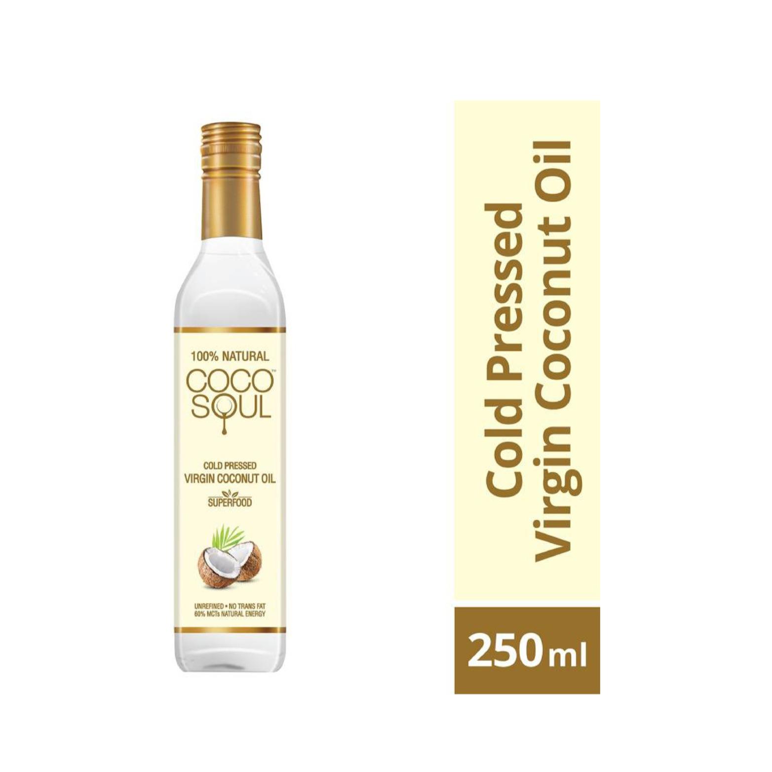 Coco Soul Cold Pressed Natural Virgin Coconut Oil Plastic Bottle Price in India - Buy Coco Soul Cold Pressed Natural Virgin Coconut Oil Plastic Bottle online at Flipkart.com