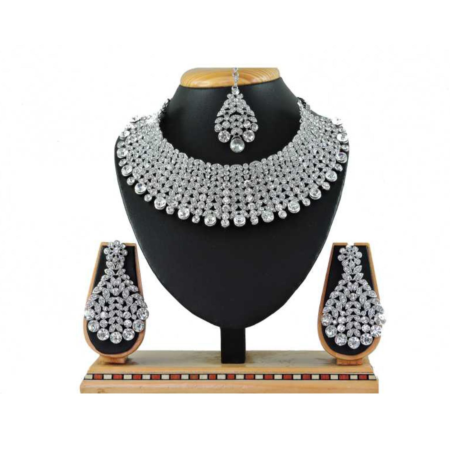 VATSALYA creation Alloy Jewel Set Price in India - Buy VATSALYA creation Alloy Jewel Set Online at Best Prices in India | Flipkart.com