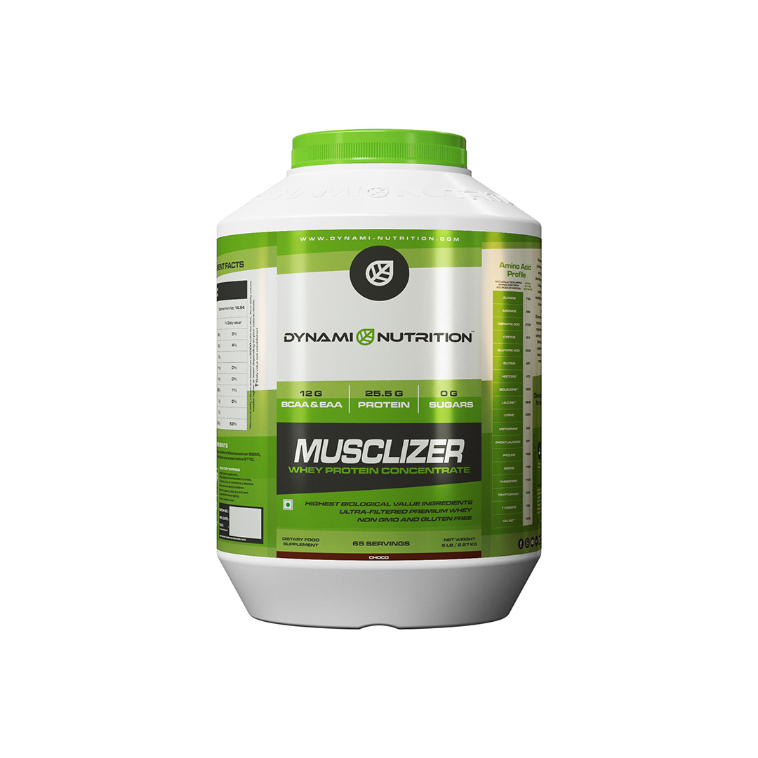 Dynami Nutrition Musclizer WPC