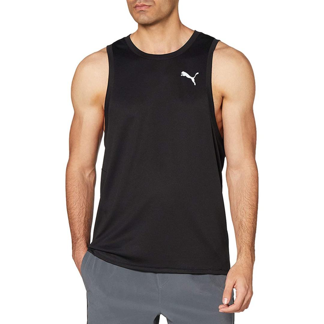 Puma Men's' Regular T-Shirt