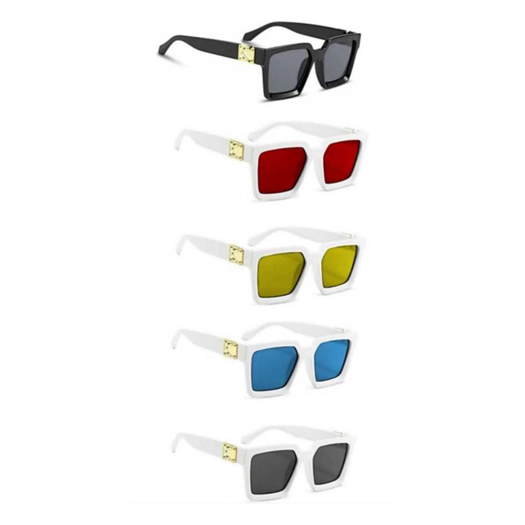 Buy SUNBEE Retro Square Sunglasses Blue, Black, Red, Yellow For Men & Women Online @ Best Prices in India | Flipkart.com