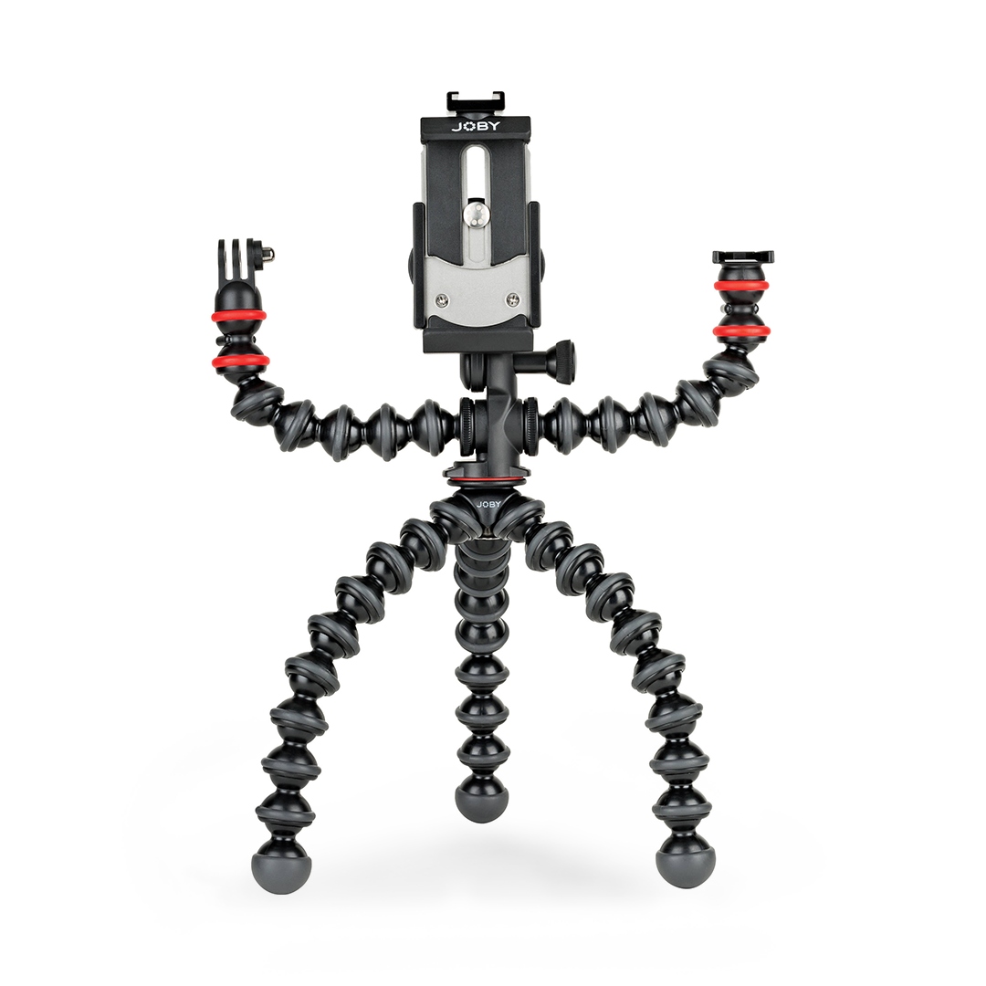 Joby Gorillapod 3K Pro Rig, Includes Stand
