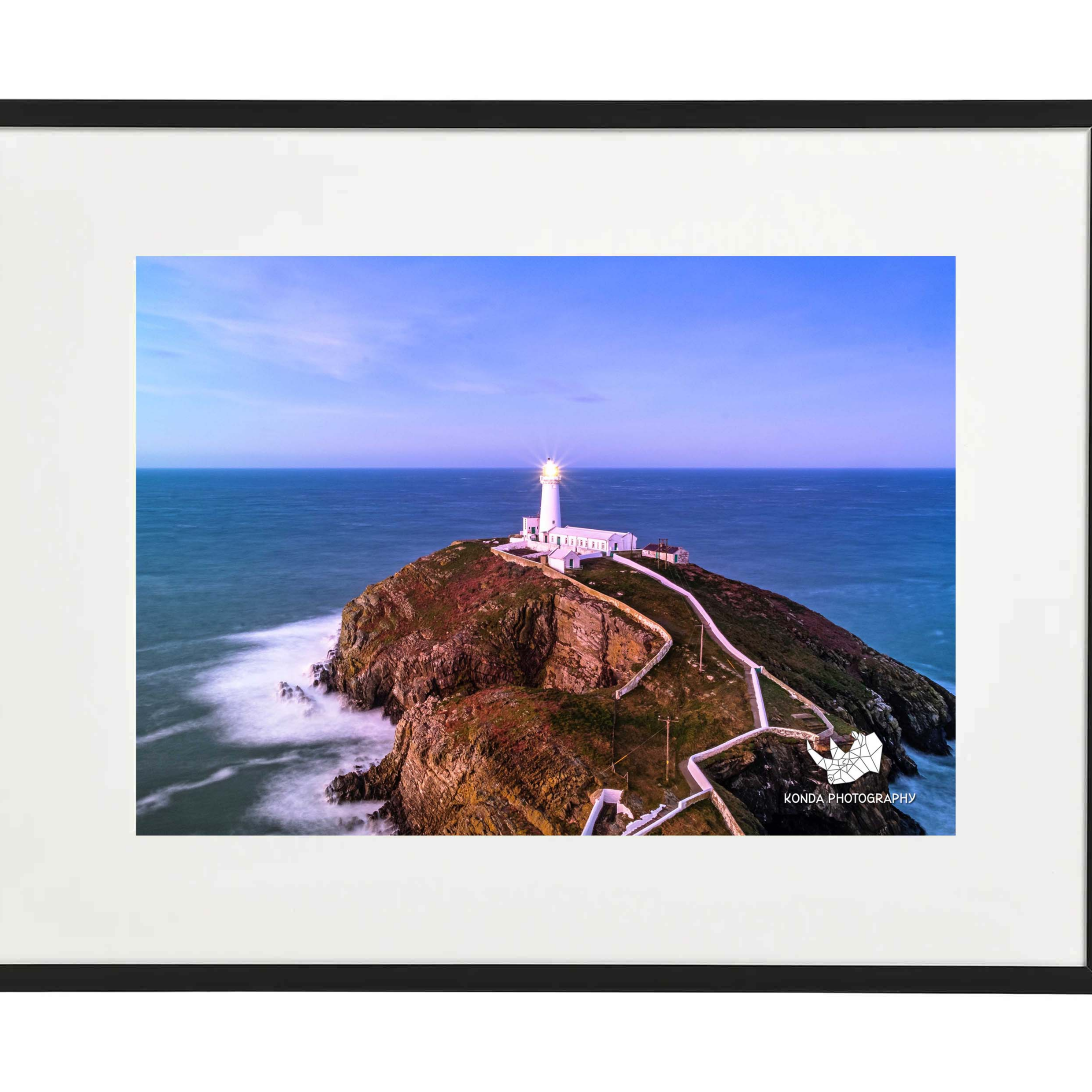 South Stack Lighthouse, North Wales