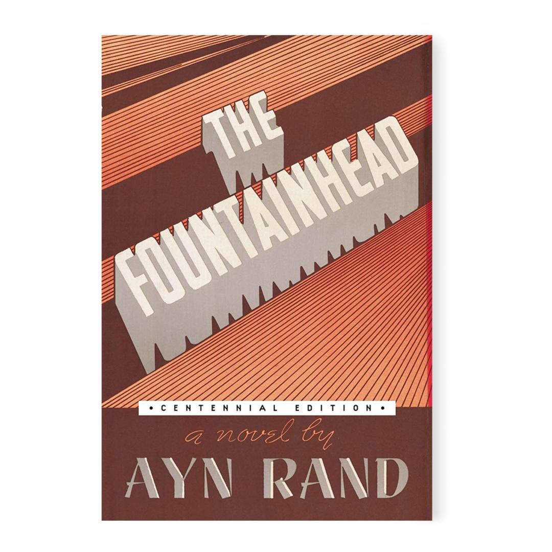 The Fountainhead (Centennial Edition HC): Rand, Ayn: 9780452286757: Amazon.com: Books