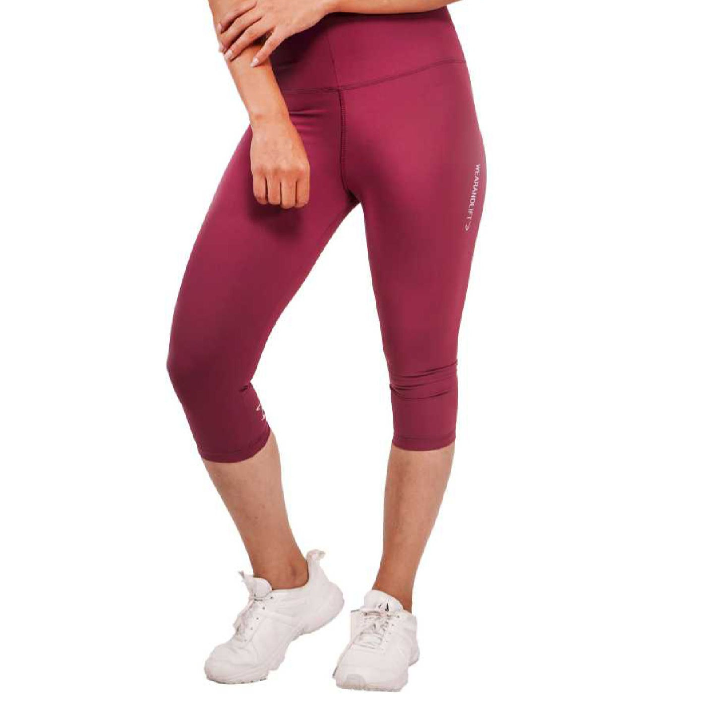 Wear And Lift Solid Women Purple Tights - Buy Wear And Lift Solid Women Purple Tights Online at Best Prices in India | Flipkart.com