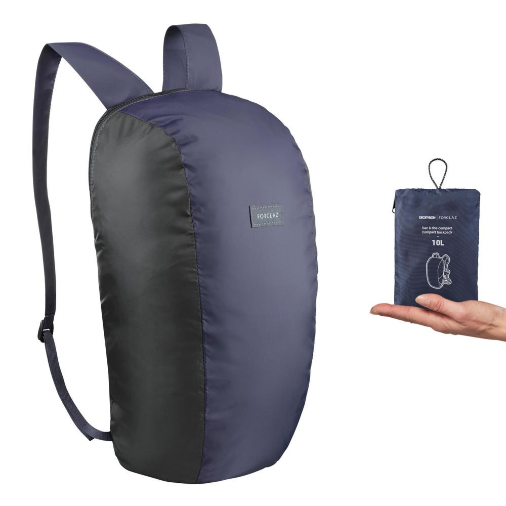 Compact Backpack TRAVEL 10 L Navy Blue