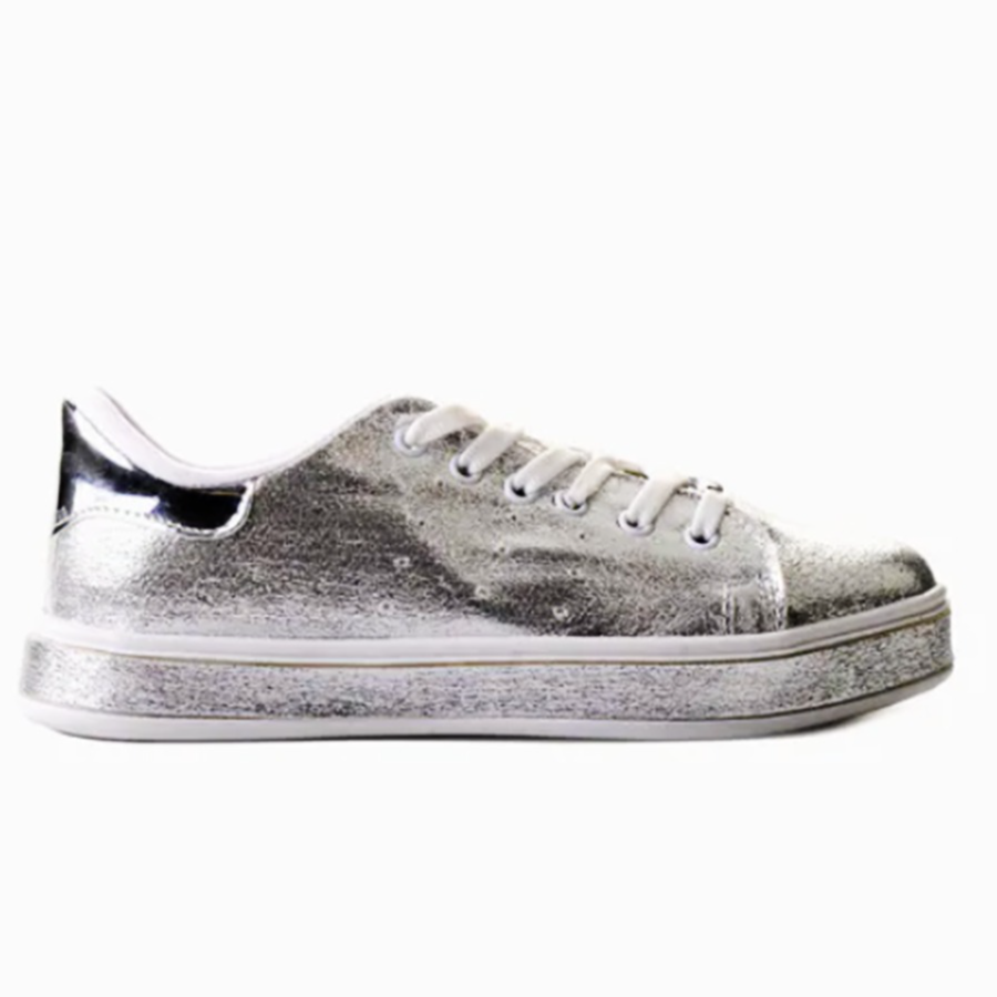 BAMBI Low-Top Lace-Up Casual Shoes