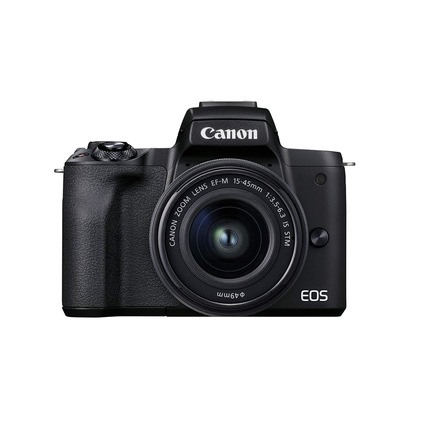 Buy Canon EOS M50 Mark II (Black) + EF-M 15-45mm & EF-M 55-200mm is STM Bundle Online at Low Price in India | Canon Camera Reviews & Ratings - Amazon.in