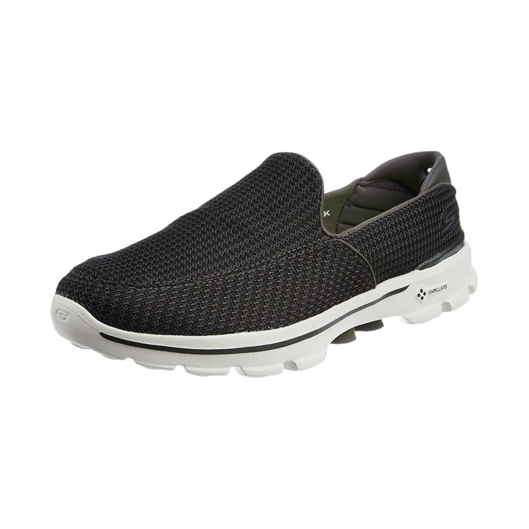 Buy Skechers Men's Go Walk 3 Go Walk 3 Olive Nordic Walking Shoes - 6 UK/India (39.5 EU)(7 US) at Amazon.in