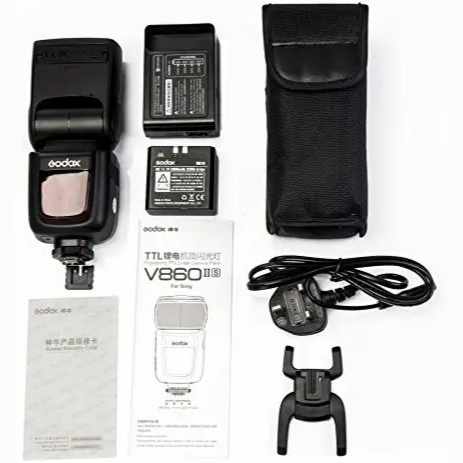 Flash - Godox V860 II