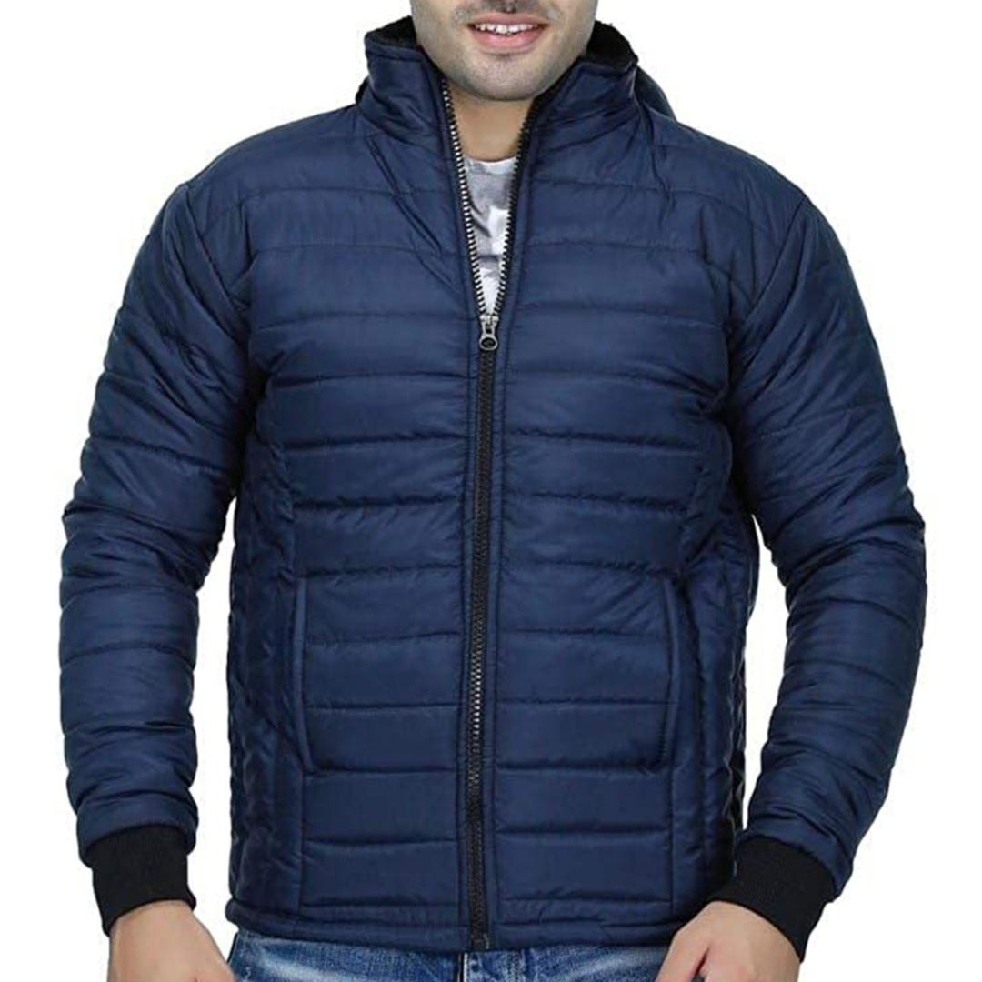 Buy Full Sleeve Solid Men Jacket at Amazon.in