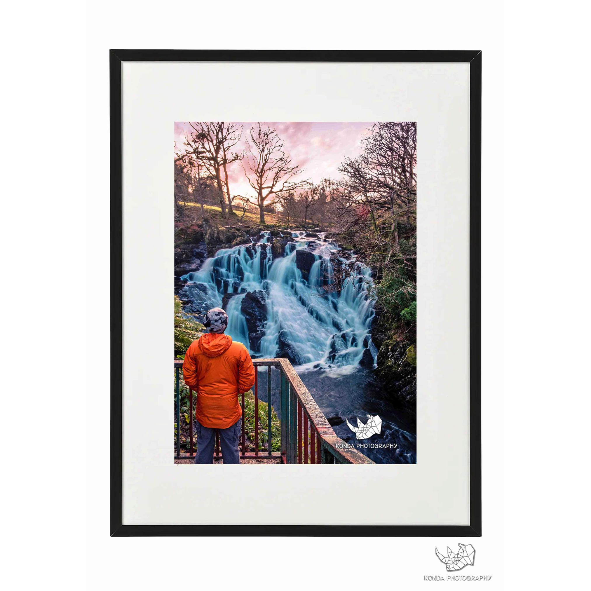 Swallow Falls, Snowdonia, North Wales