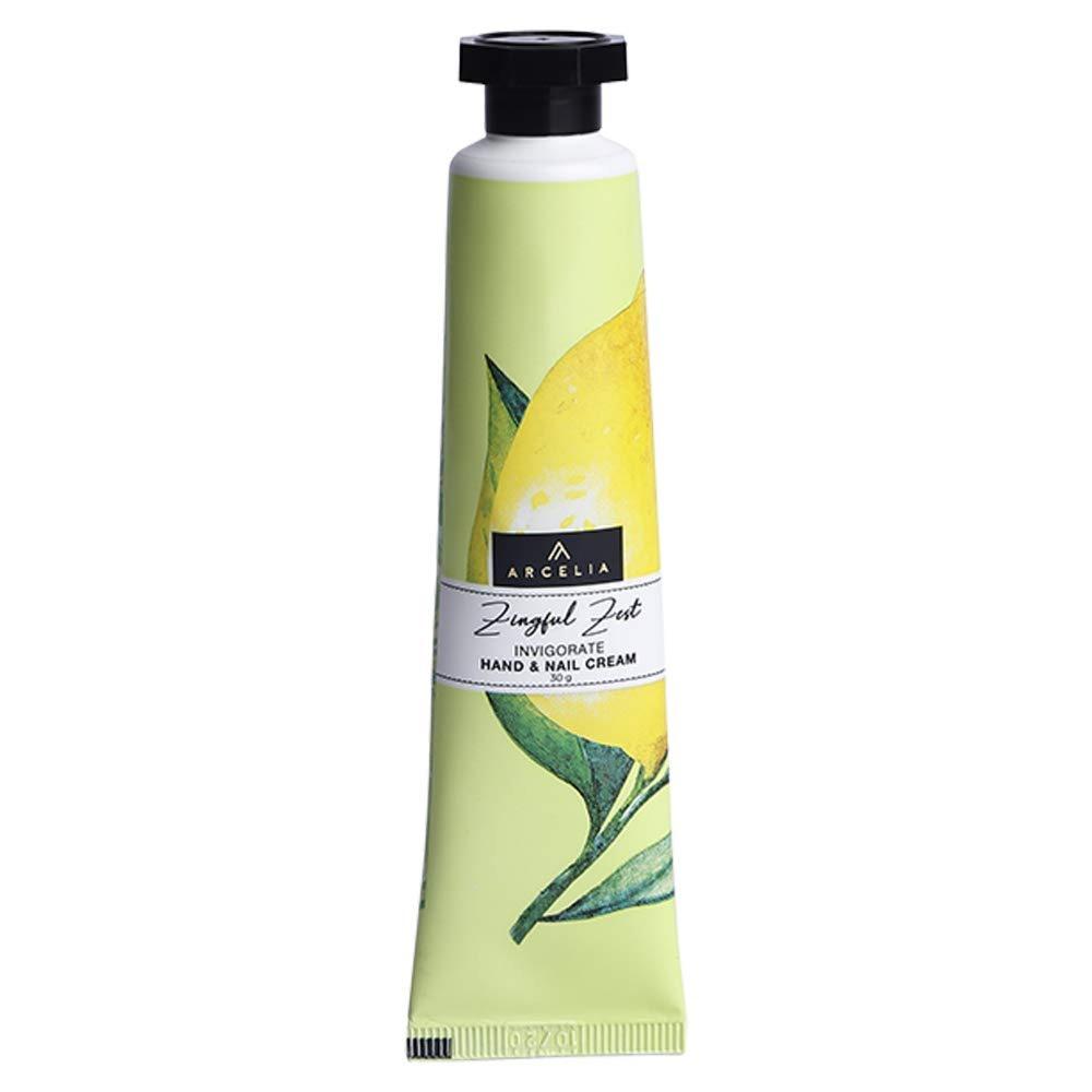ARCELIA Zingful Zest Hand & Nail Cream - Invigorate (30 gm)