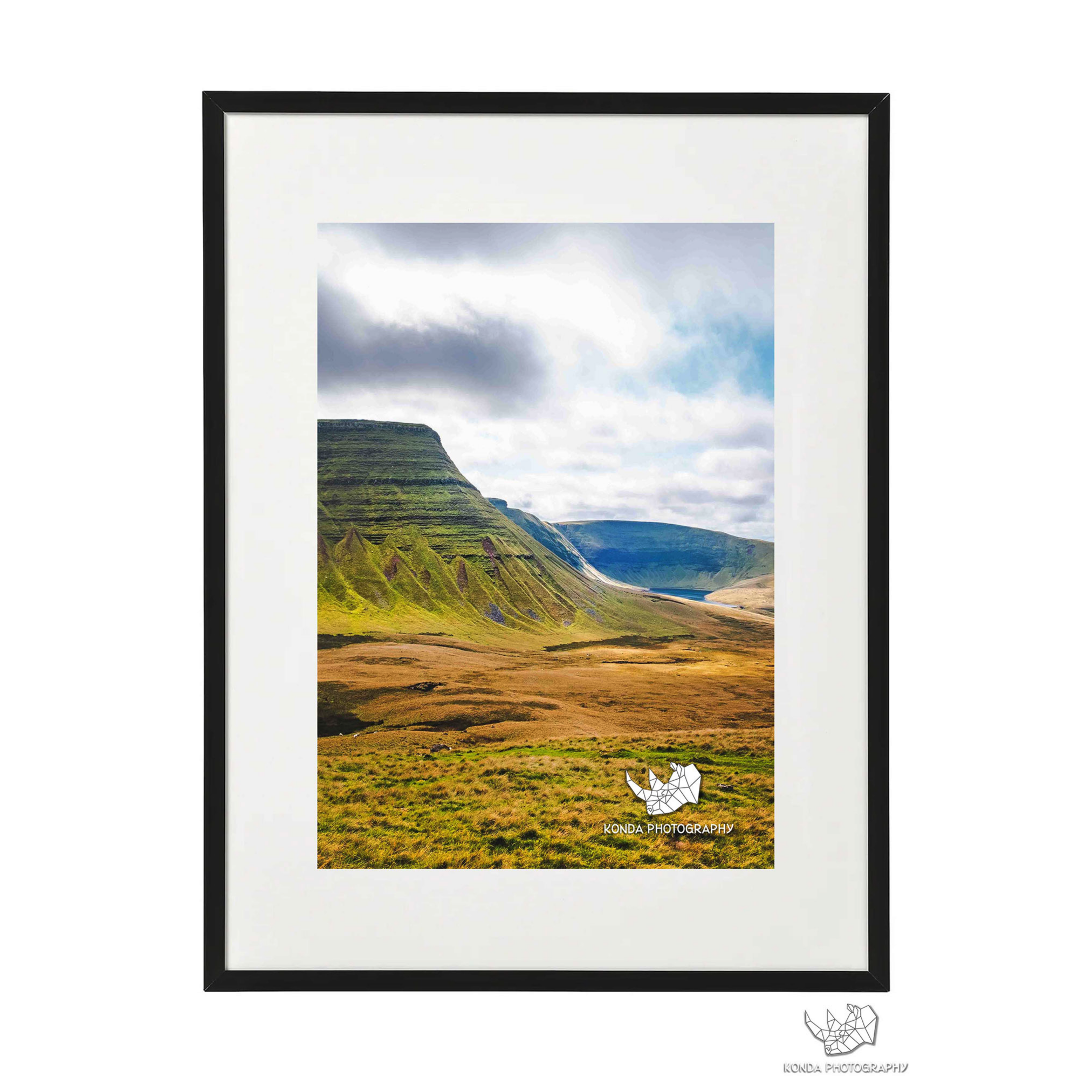 Llyn y Fan Fach, Brecon beacons, Wales
