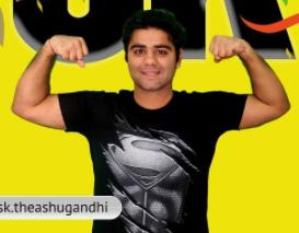 AshuGandhi 's profile picture