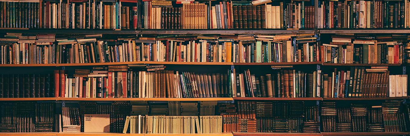 Cover of My Bookshelf 📚